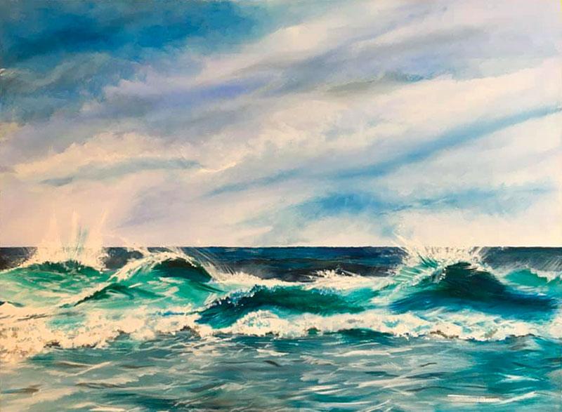 West Coast Studio: Seascape