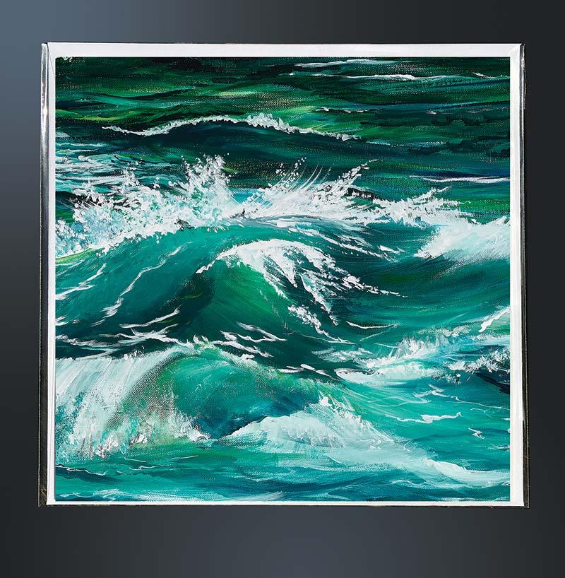Gentle's Waves