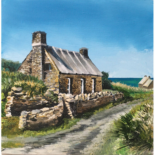 Pembrokeshire paintings 'By the Sea'
