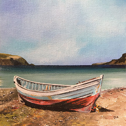 """Art Classes in Pembrokeshire """"Staycation"""""""