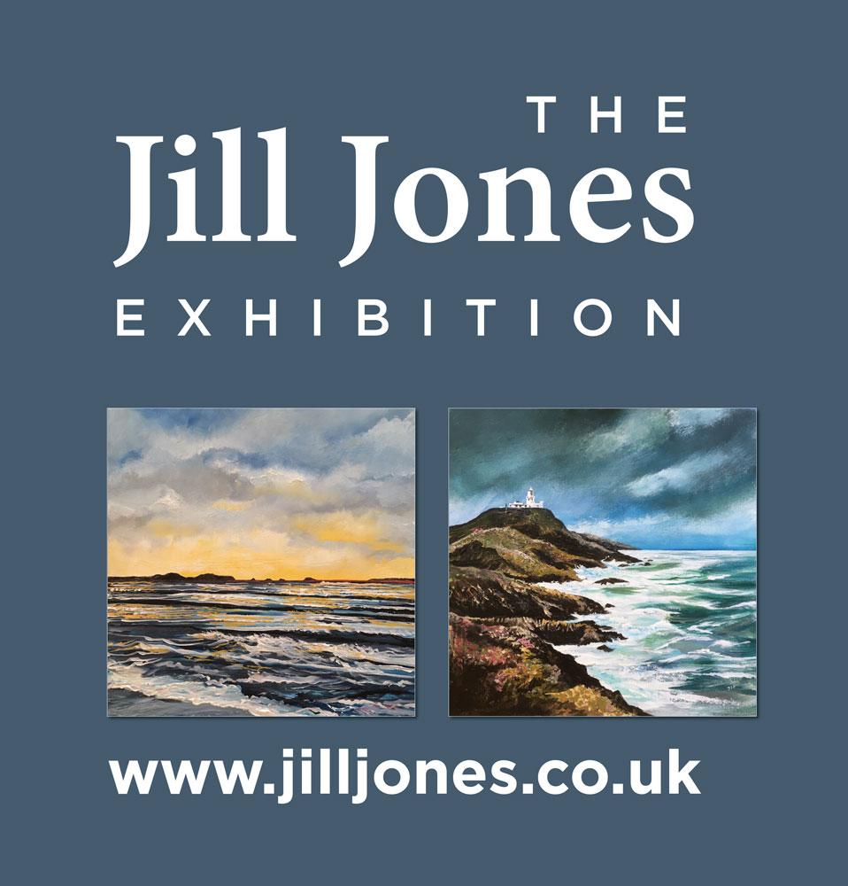Jill Jones Exhibitions: Llanteglos